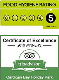 TripAdvisor & 5 Star Food Rating