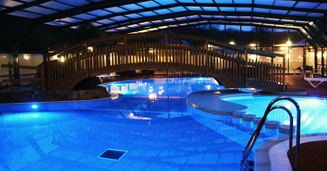 Indoor Pool Complex Cardigan Bay Holiday Park