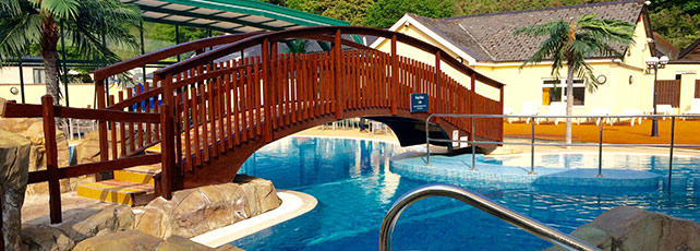 Holiday Park Pool