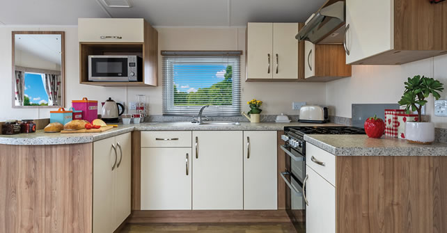Typical Cardigan Kitchen